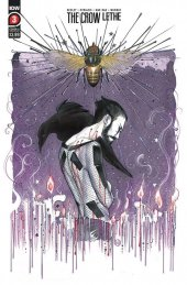 The Crow: Lethe #3 2nd Printing - Peach Momoko Variant