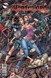 Grimm Fairy Tales Presents Wonderland #18 Cover D Granda