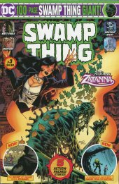 Swamp Thing Giant #3 Walmart Variant