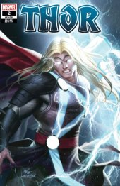 Thor #2 1:25 Inhyuk Lee Variant