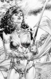 Vampirella / Dejah Thoris #1 Jay Anacleto Variant C