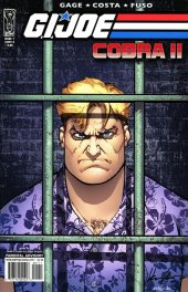 G.I. Joe: Cobra II #1 Original Cover