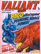 Valiant #September 18th, 1976