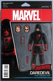 Daredevil #1 Christopher Action Figure Variant