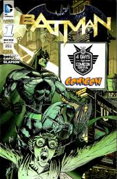 Batman #1 Italy Naples Comic con Variant