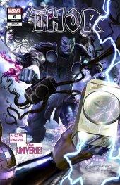 Thor #6 Greg Horn Variant A