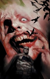 Detective Comics #1027 Ben Oliver Torpedo Comics Virgin Exclusive