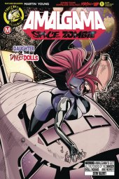Amalgama Space Zombie #1 Cover C Maccagni
