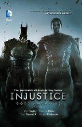 injustice: gods among us vol. 2 hc