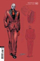 Batman #94 1:25 Jorge Jimenez Underbroker Edition