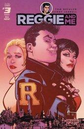 Reggie and Me #3 Cover B Chaykin