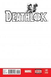 Deathlok #1 Blank Variant