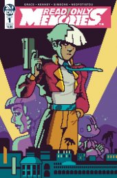 Read Only Memories #1 Cover B Neofotistou
