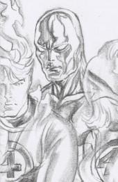 Fantastic Four: Antithesis #2 1:100 Incentive