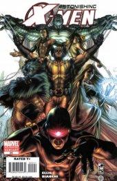 Astonishing X-Men #25 2nd Printing