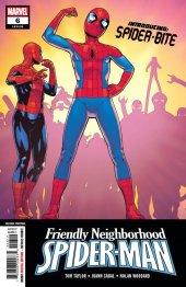 Friendly Neighborhood Spider-Man #6 2nd Printing