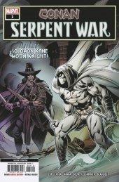 Conan: Serpent War #1 2nd Printing