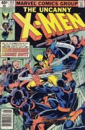 The X-Men #133 Newsstand Edition