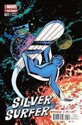 Silver Surfer #1 Samnee Animal Variant