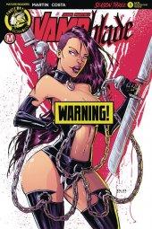Vampblade: Season 3 #1 Cover D Season 1 Risque Variant