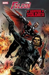 Falcon & Winter Soldier #1 1:50 Guice Variant