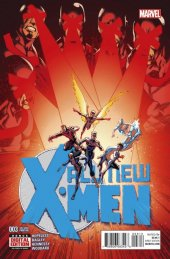 All-New X-Men #3 2nd Printing Bagley Variant
