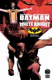 Batman: Curse of the White Knight #1 Batman Day Special Edition