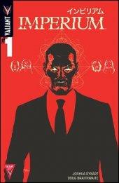 Imperium #1 Raul Allen Harada Cover w/o Prelude Insert