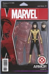 Powers of X #6 John Tyler Christopher Action Figure Variant