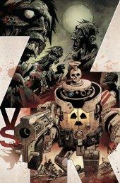 Zombies vs. Robots #1 10 Copy Incentive Variant