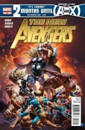 The New Avengers #21