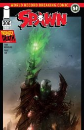 Spawn #306 Cover B Francesco Mattina