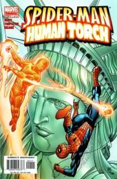 Spider-Man / Human Torch #1
