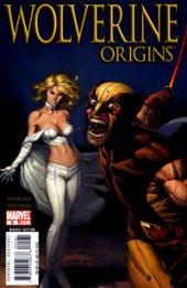 Wolverine: Origins #5 Gary Frank Cover