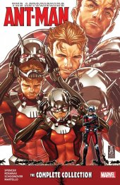 the astonishing ant-man: the complete collection tp