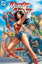 Wonder Woman #750 J. Scott Campbell Variant B