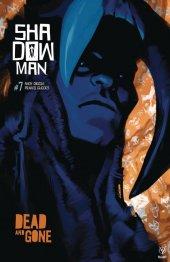 Shadowman #7 Original Cover