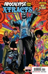 Age of X-Man: Apocalypse and the X-Tracts #1