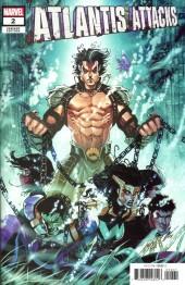 Atlantis Attacks #2 1:25 Sandoval Variant