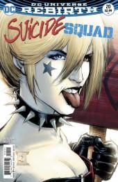 Suicide Squad #20 Variant Edition
