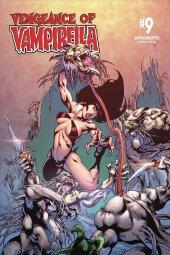 Vengeance of Vampirella #9 FOC Variant - Castro