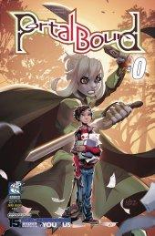 Portal Bound #0 Cover B Archer