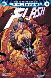 The Flash #30 Variant Edition