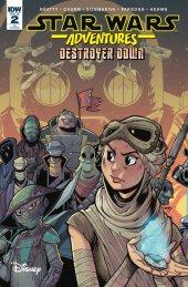 Star Wars Adventures: Destroyer Down #2 1:10 Incentive Variant