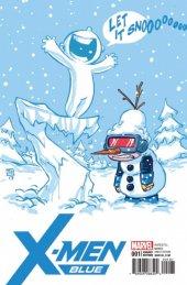 X-Men: Blue #1 Young Variant