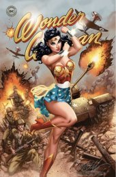 Wonder Woman #750 J. Scott Campbell Variant C