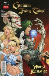 Grimm Fairy Tales #122