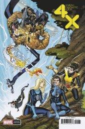 X-Men / Fantastic Four #1 1:50 Garron Variant
