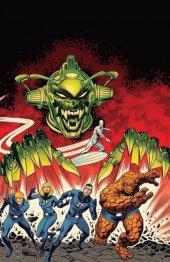 Fantastic Four: Antithesis #2 Patch Zircher Variant B