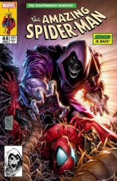 The Amazing Spider-Man #44 Phillip Tan Variant A
